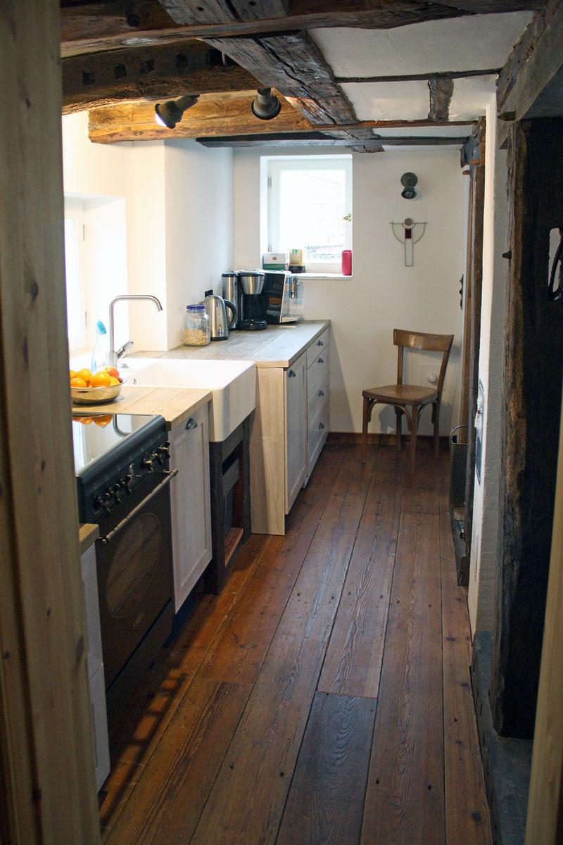 tischlerei rossnagel küche rustikal