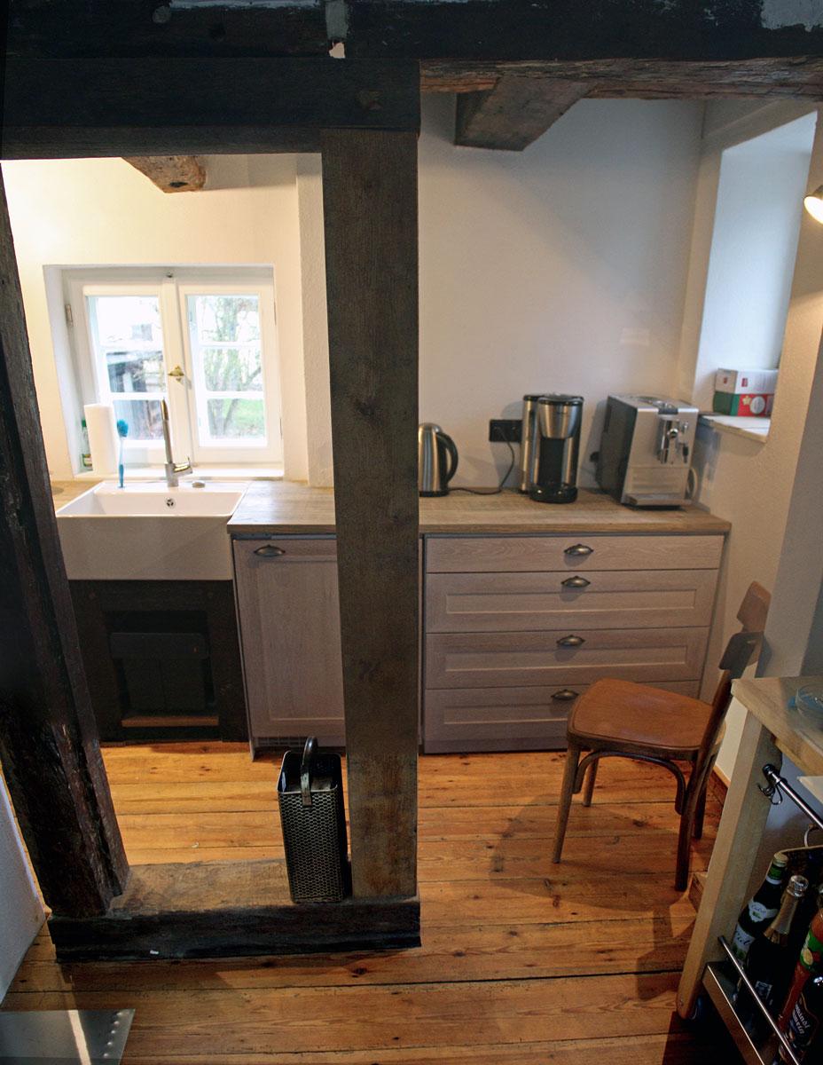 tischlerei rossnagel küche rustikal hinten