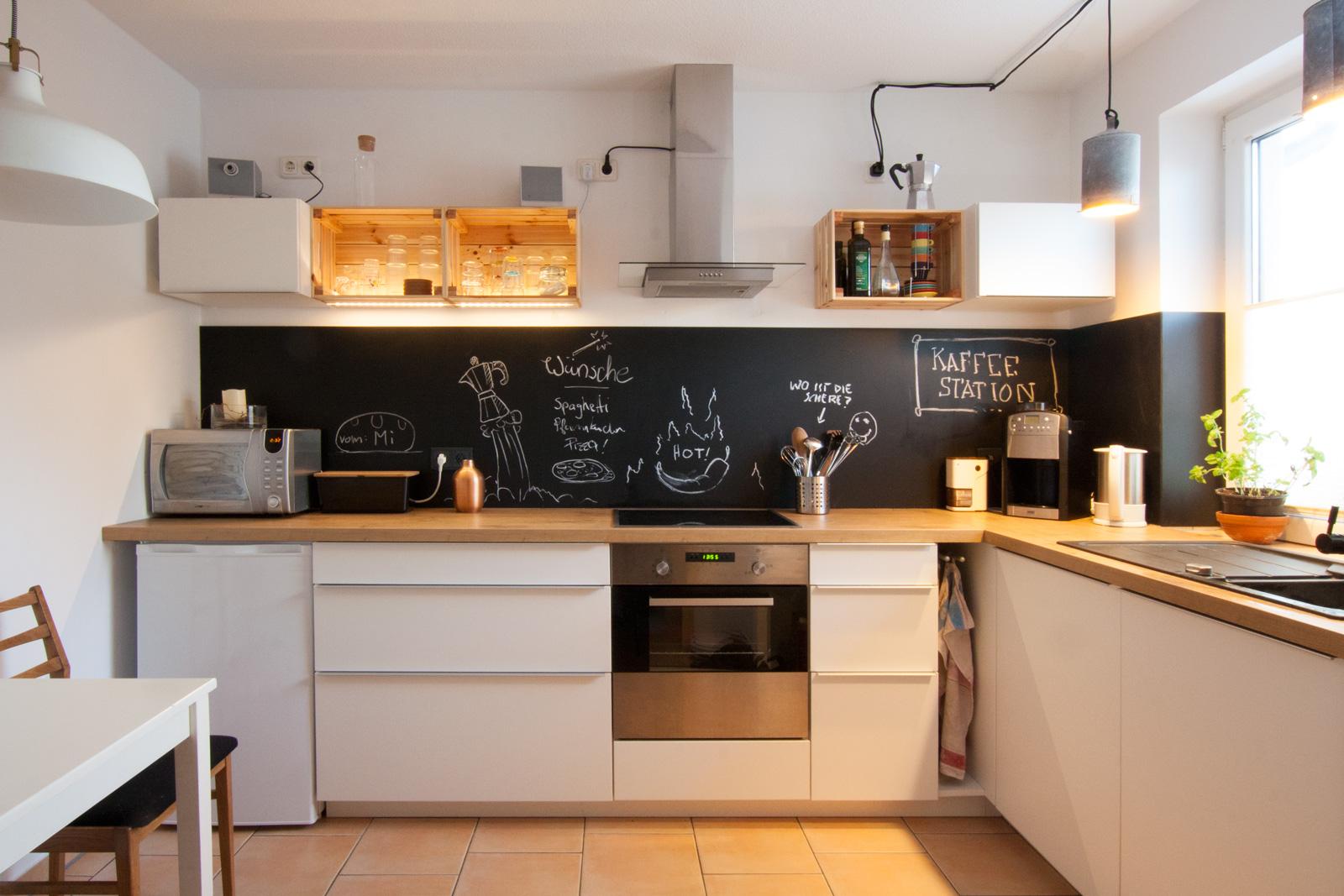 tischlerei rossnagel küche frontal licht