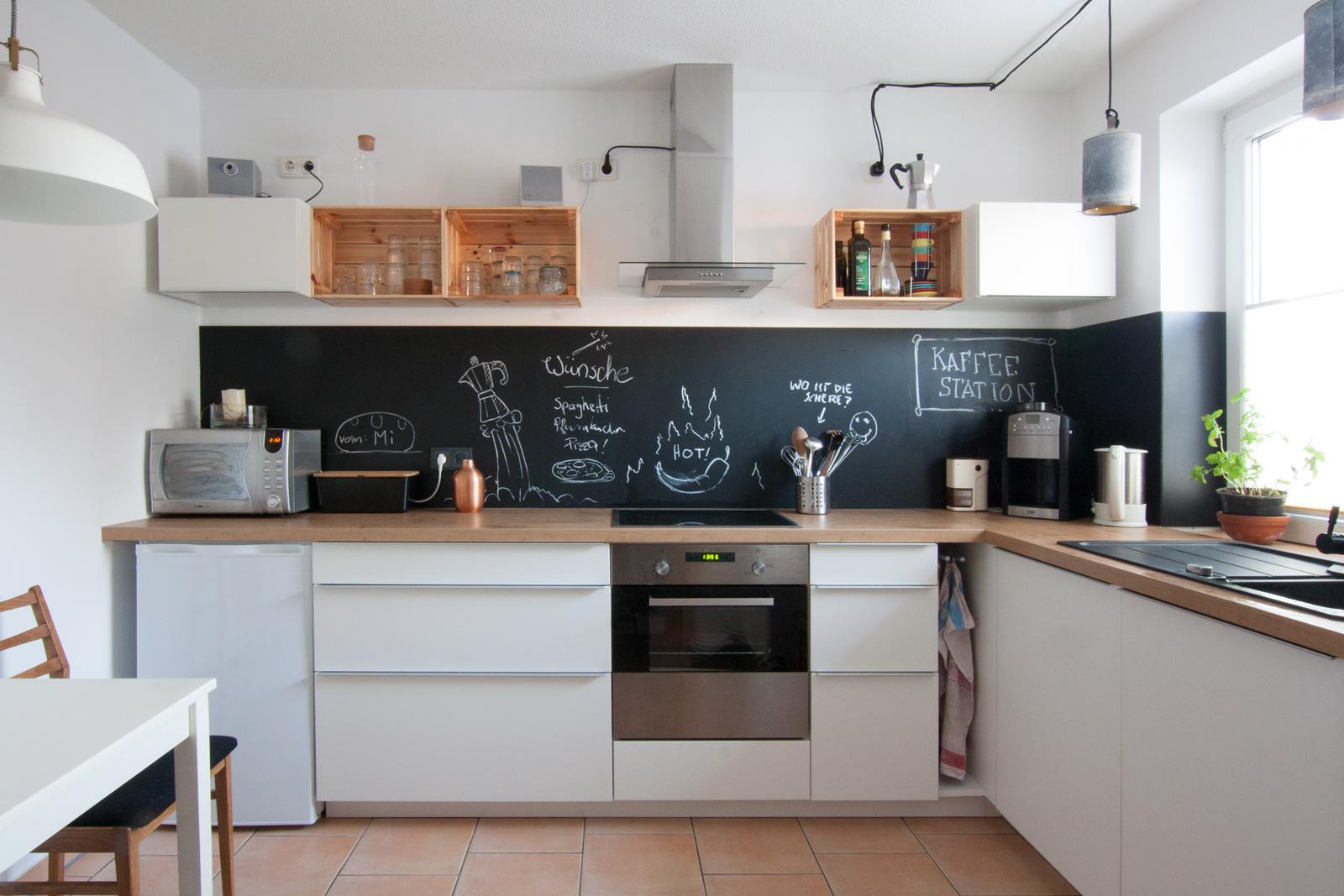 tischlerei rossnagel küche frontal