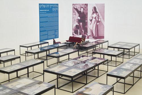Goldreich de Shalit: Locale