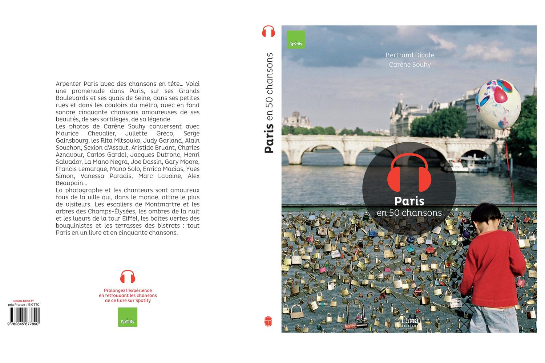 Bertrand Dicale autor  Carene Souhy photographer  Tana Edition