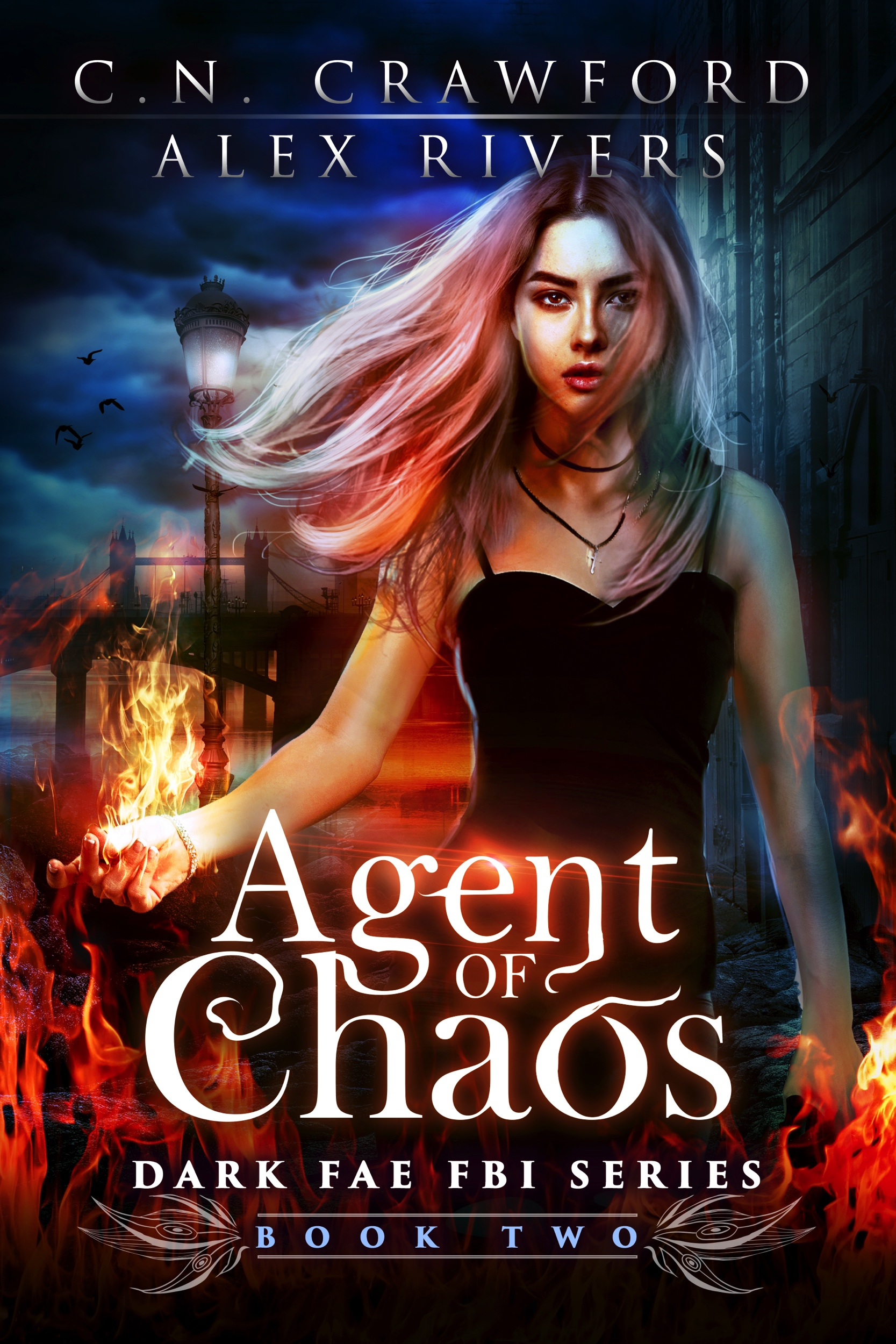 Book 2: Agent of Chaos