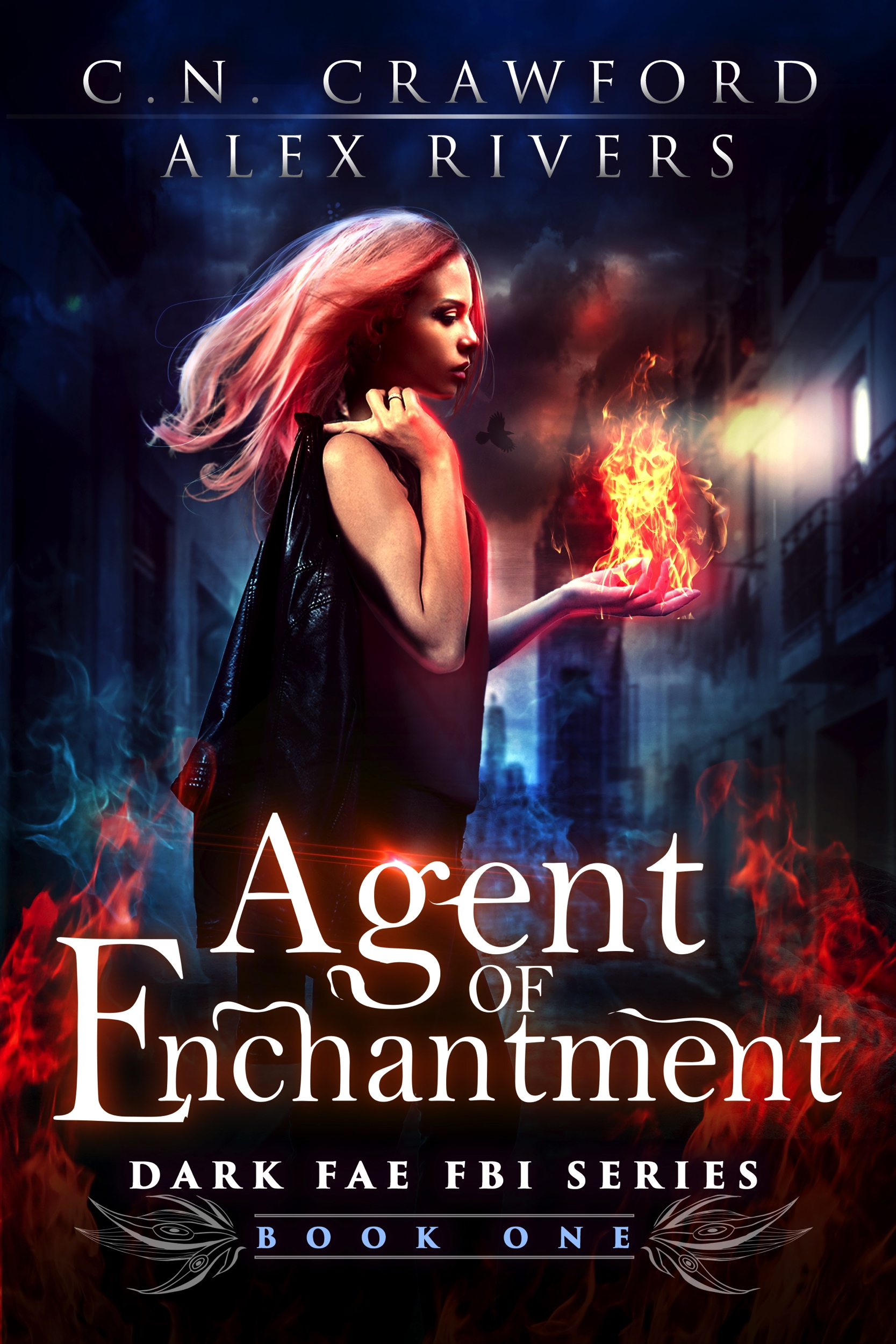 Book 1: Agent of Enchantment