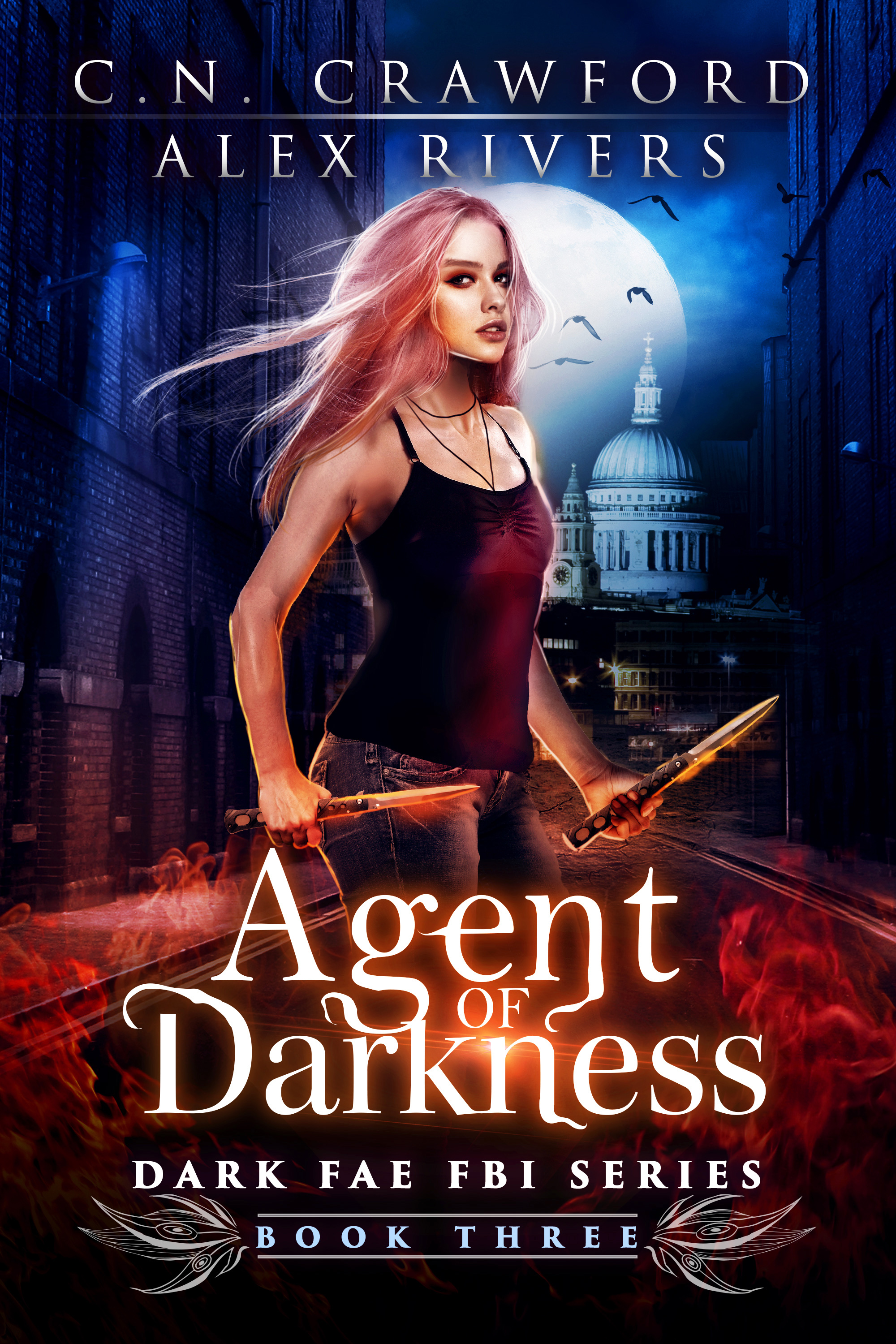 Book 3: Agent of Darkness