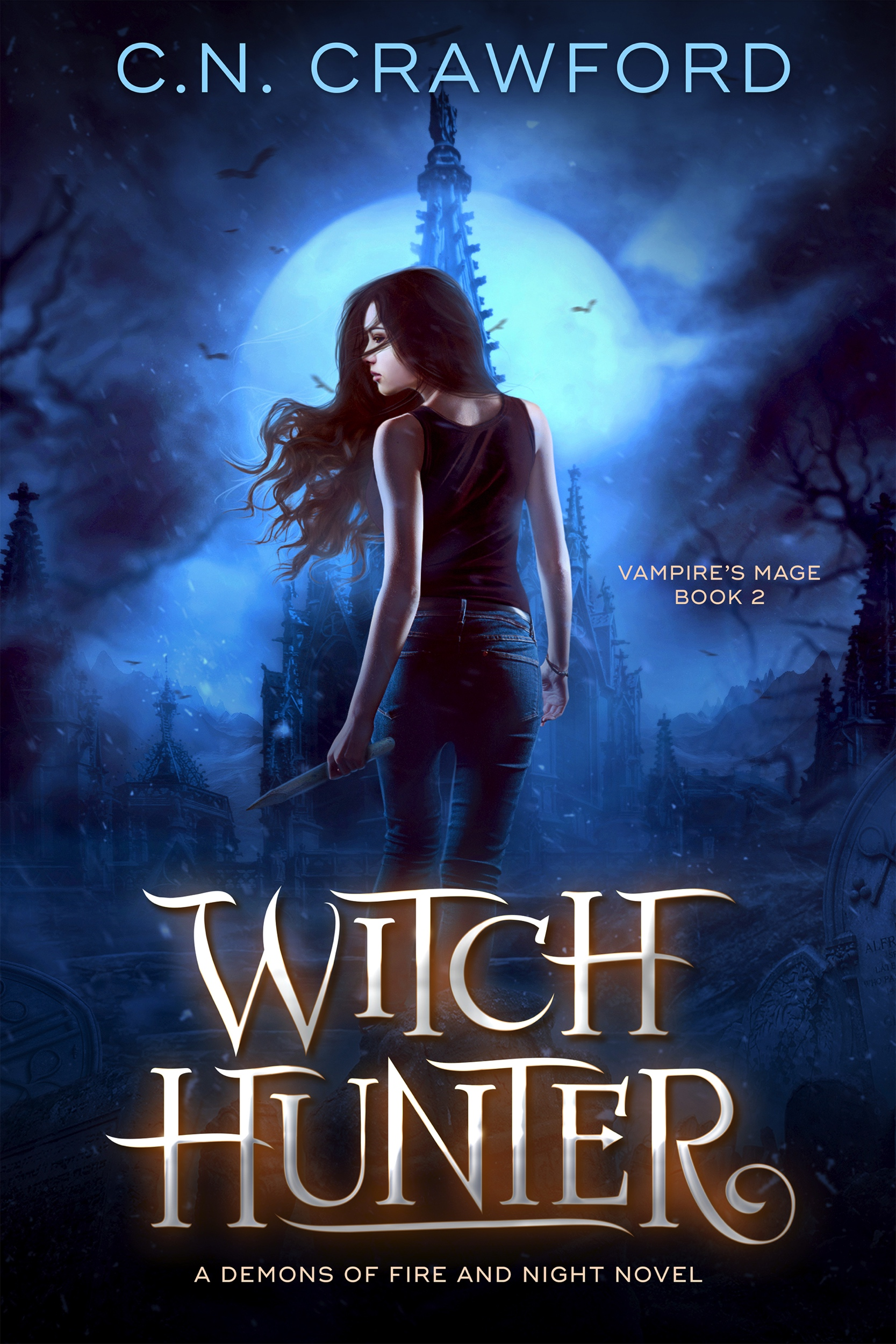 Book 2: Witch Hunter