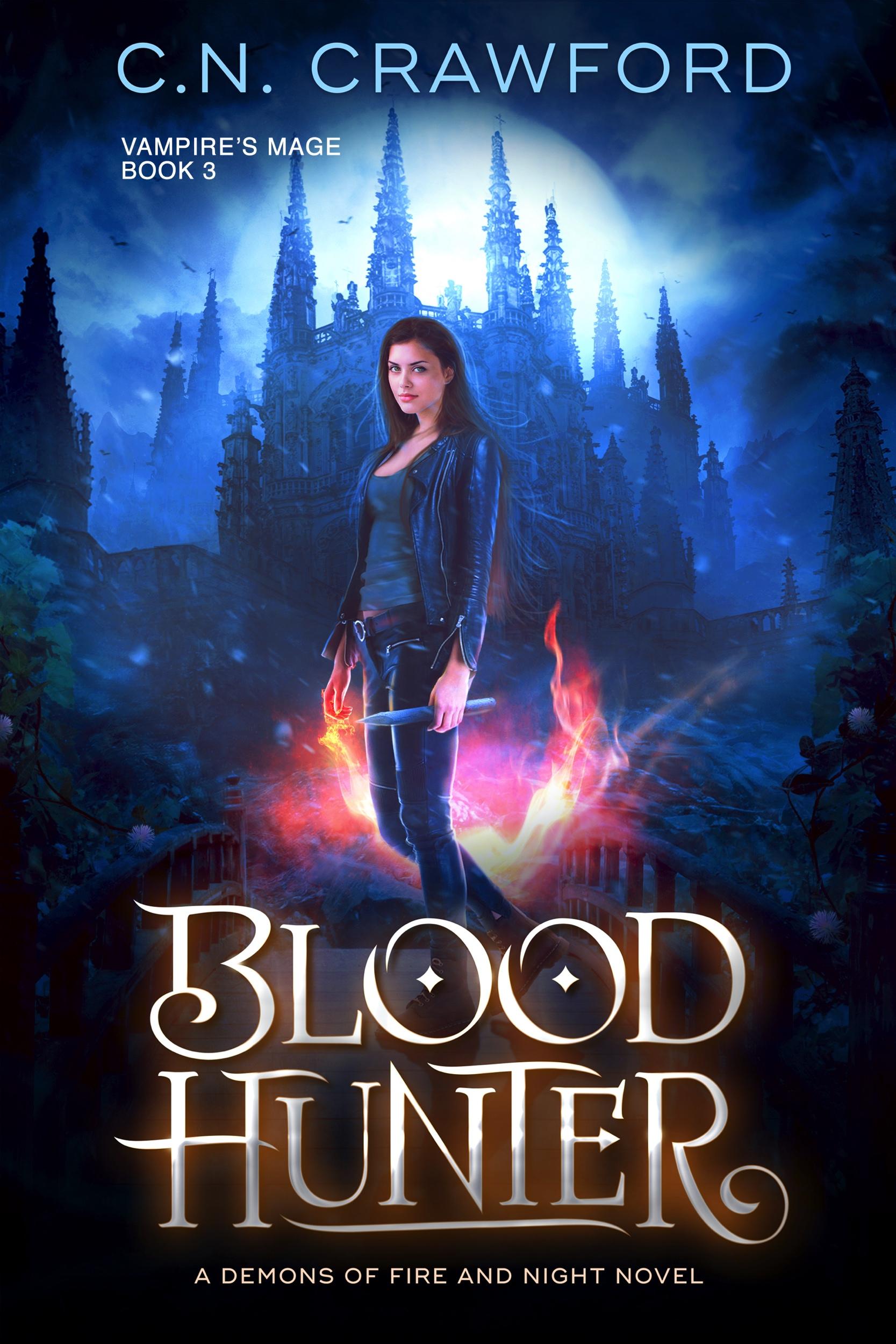 Book 3: Blood Hunter