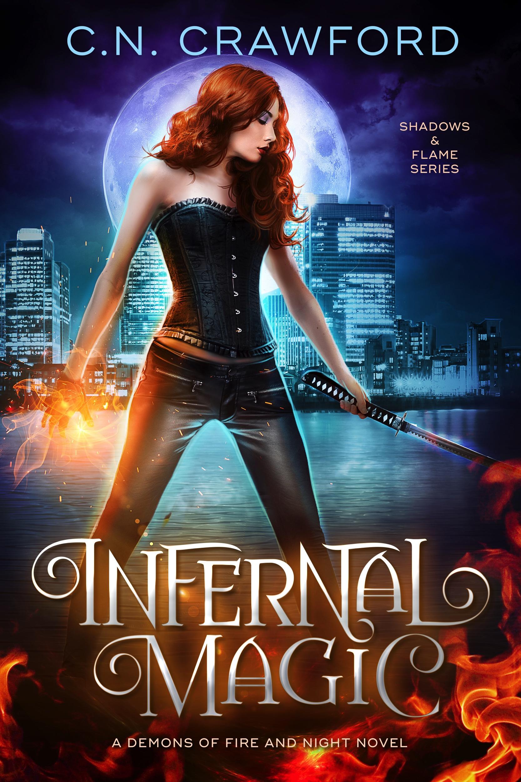Book 1: Infernal Magic