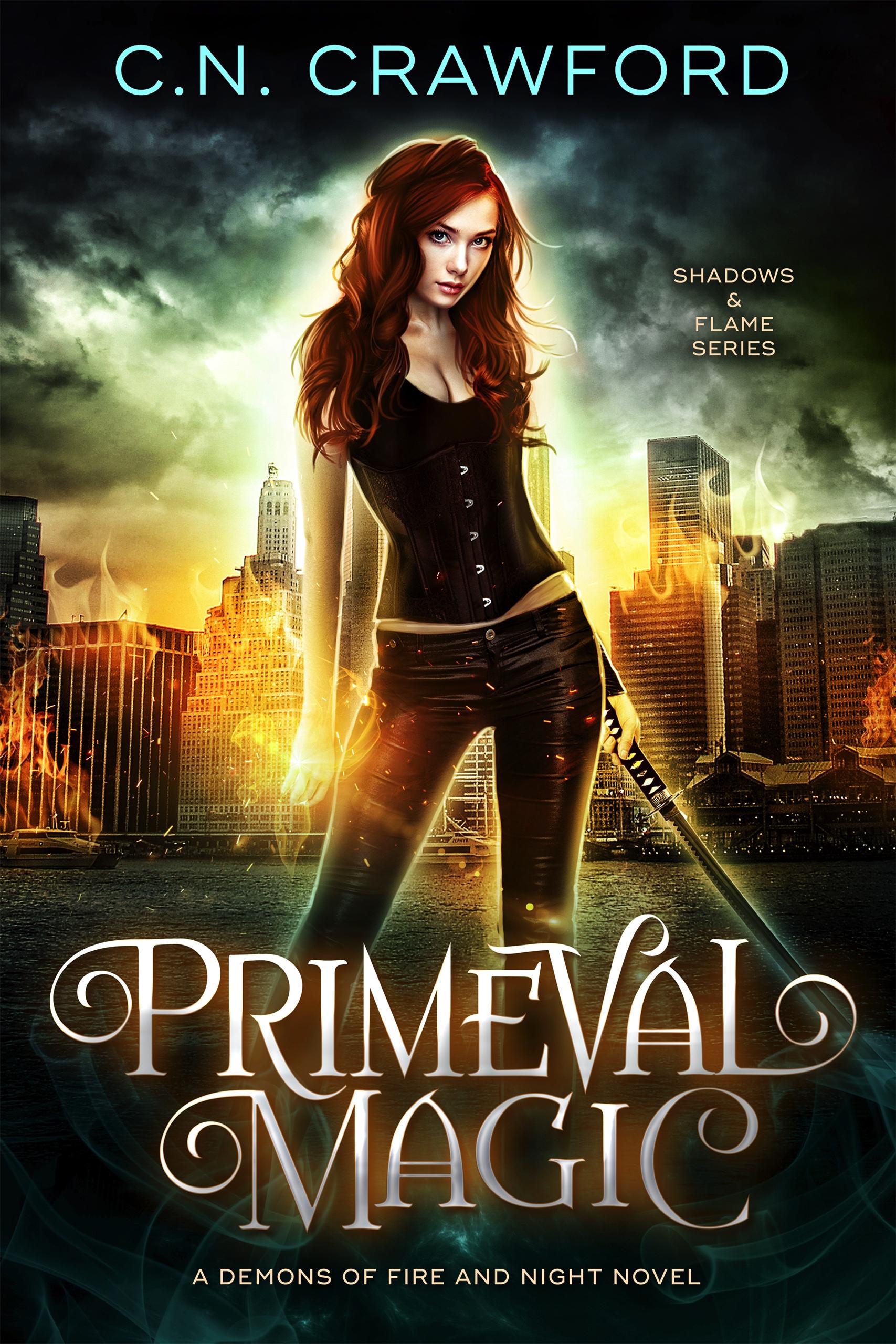 Book 3: Primeval Magic