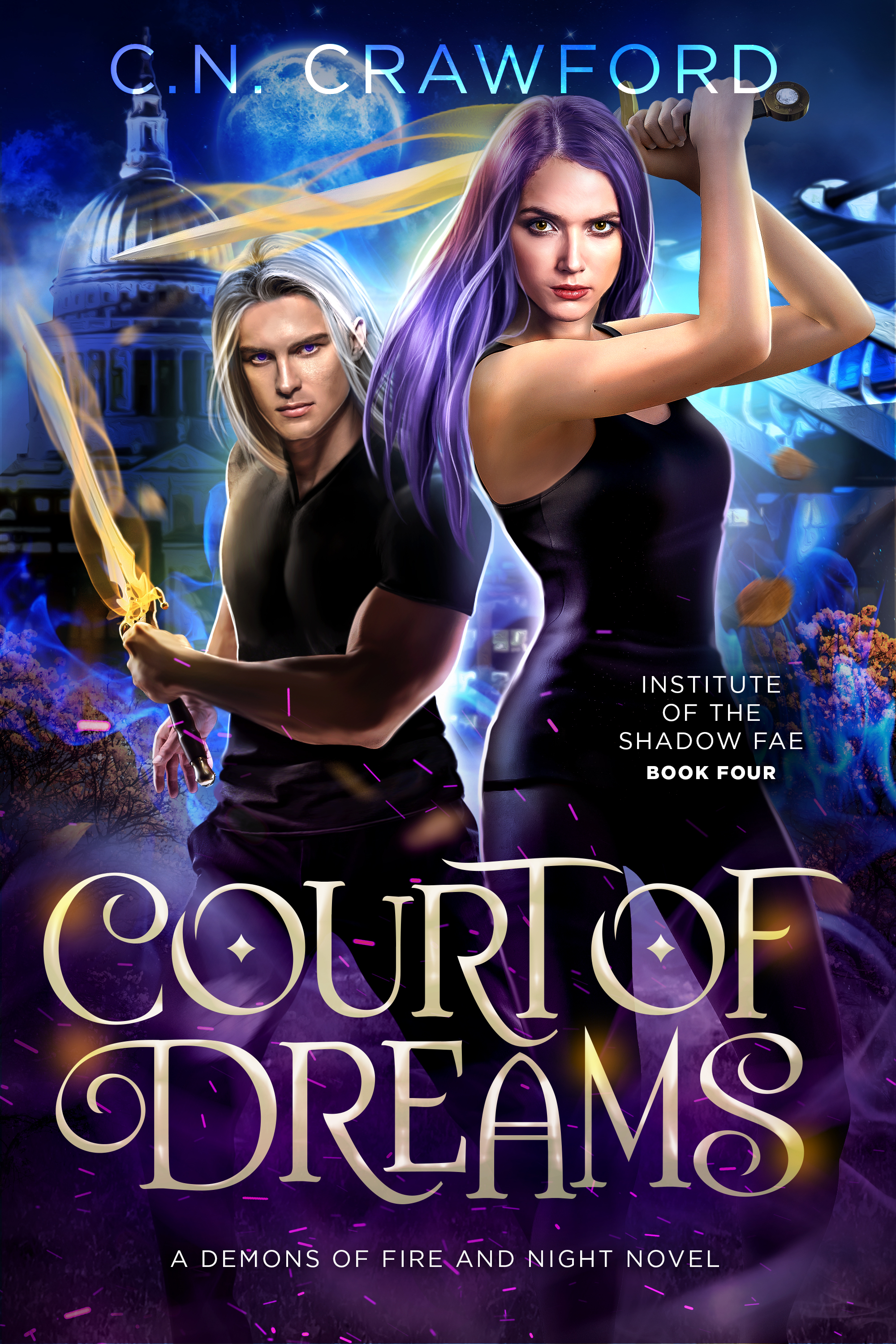 Book 4: Court of Dreams