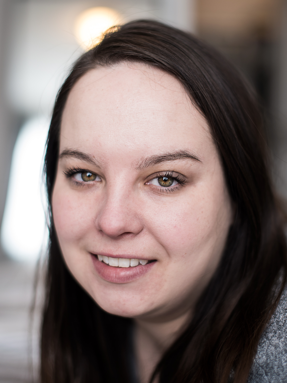 Portrait of Erika White Crutchlow