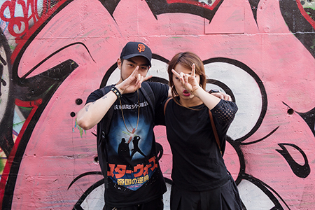 Yoni & Coco Natsuko (En Dance Studio)