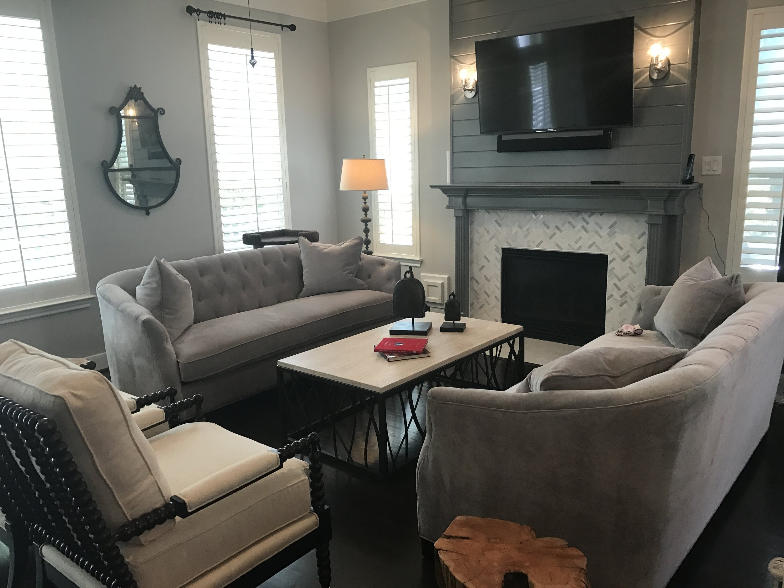 Montrose District Townhome afters -