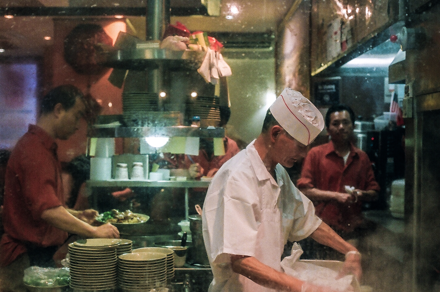 View inside Chinatown Restaurant, Manhattan_Film Photography_NYC_Joe Curry Photography_2018.jpg
