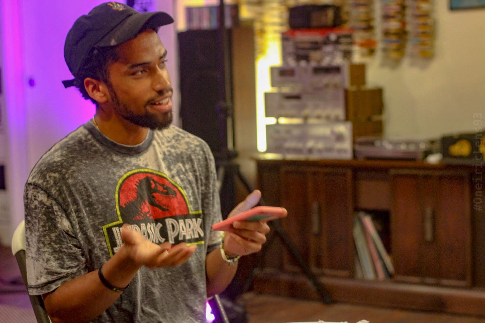 Open Mic Sessions -