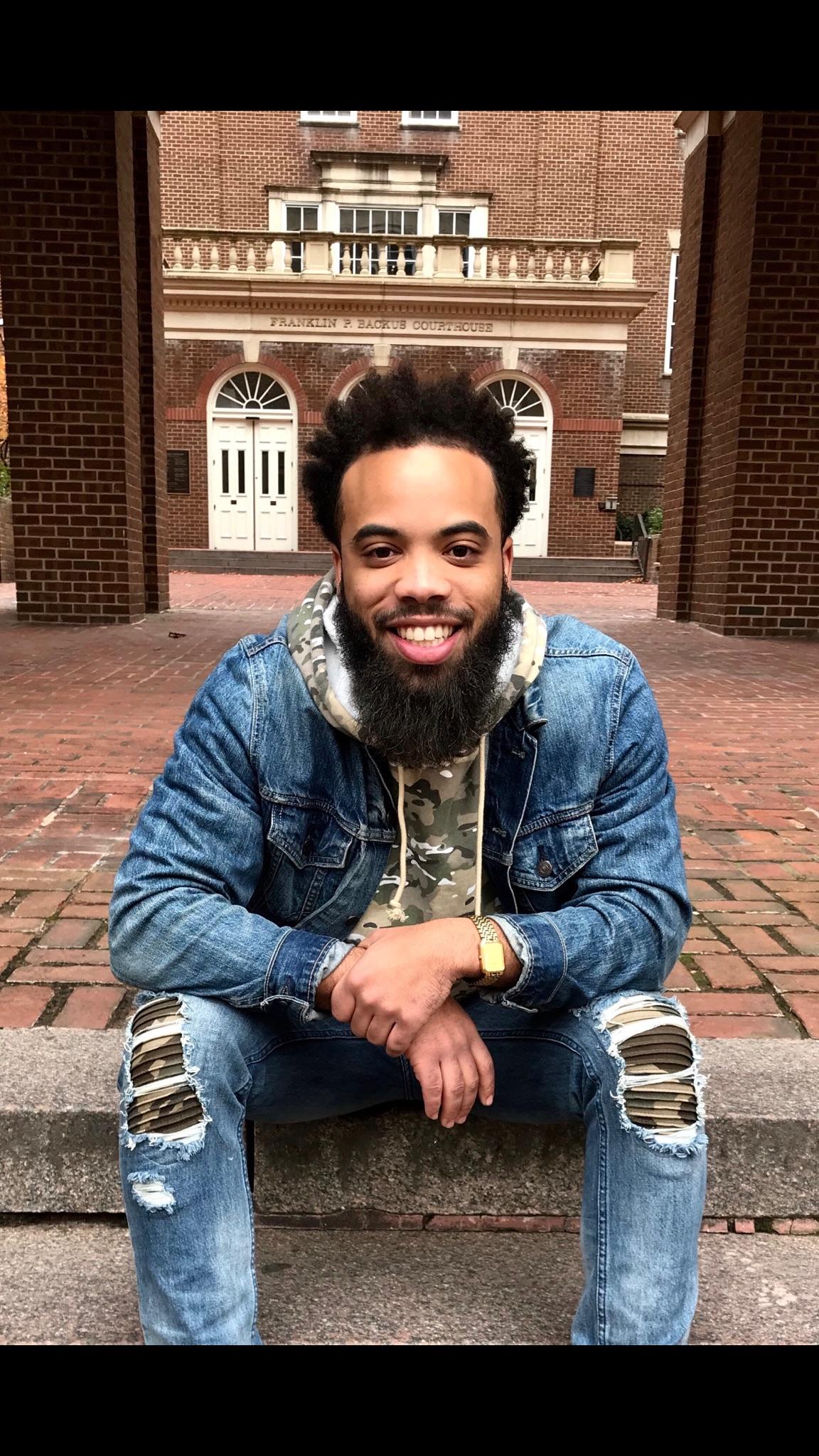 Meet Chad G. - Senior//Liberty University//Servant Leader Intern