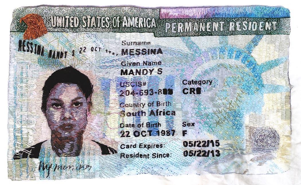 Visa Series Greencard detail