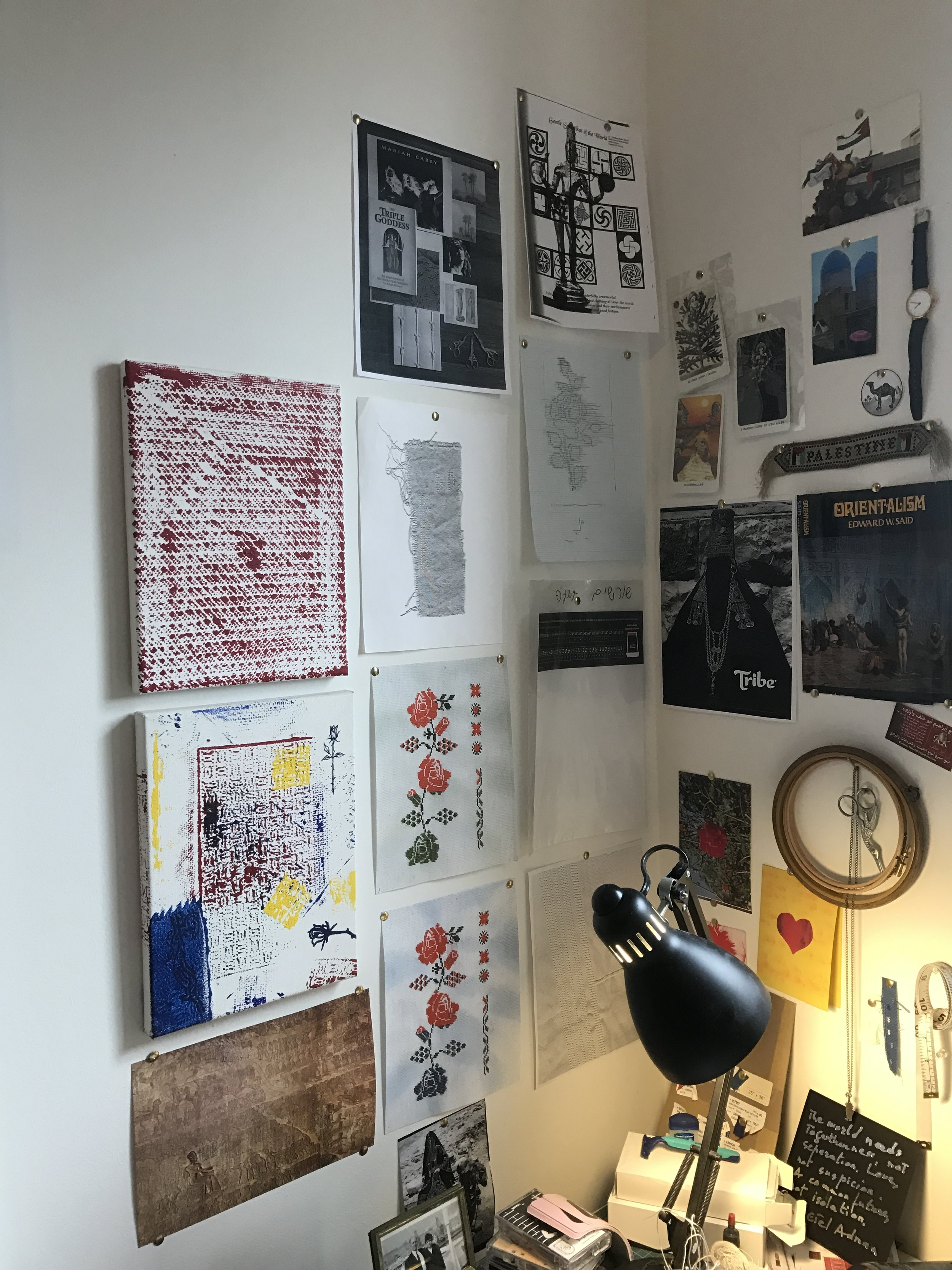 Studio Visits: Posts — The Coastal Post