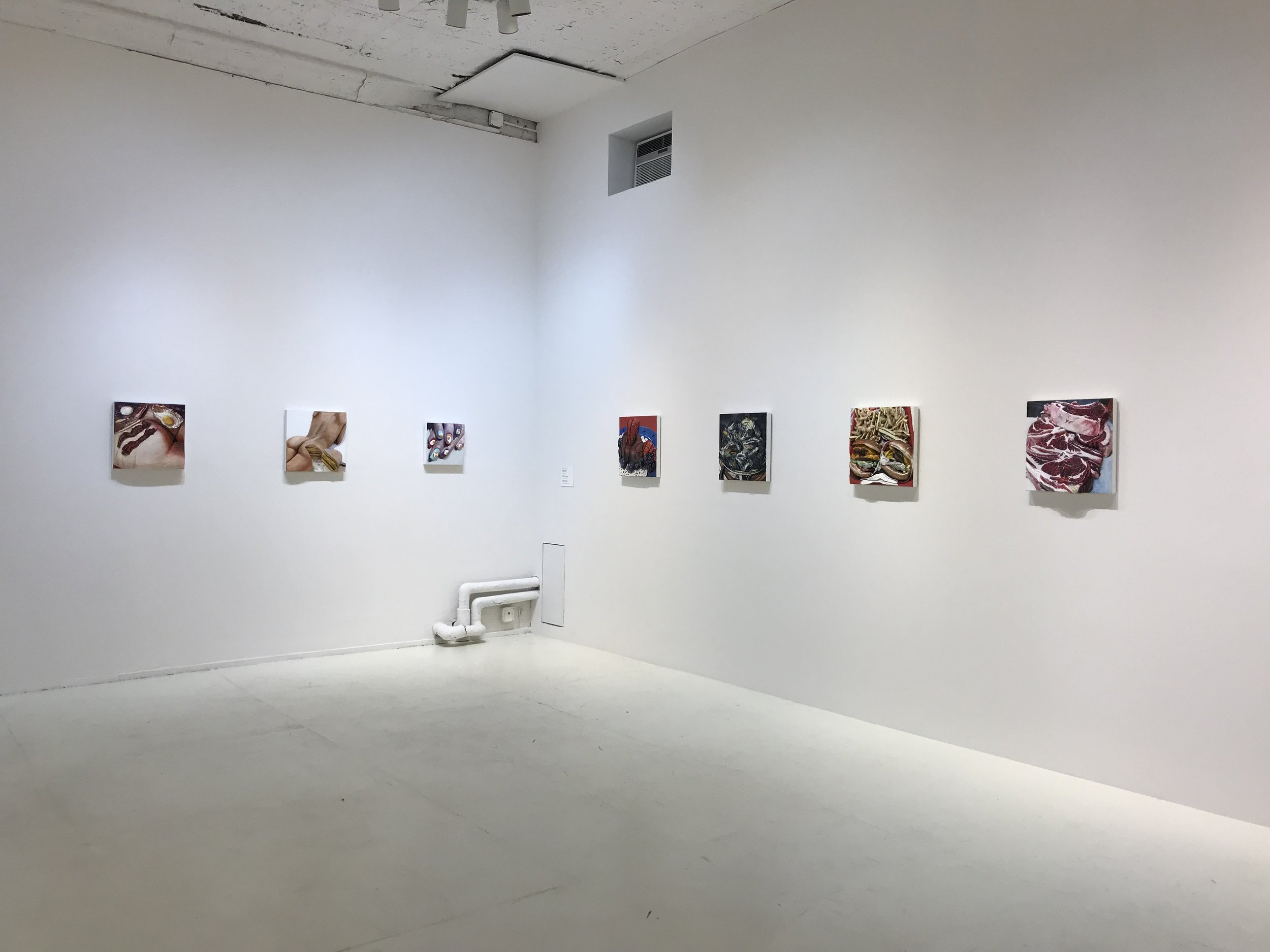 Installation view at PS1. Photo by Nick Naber