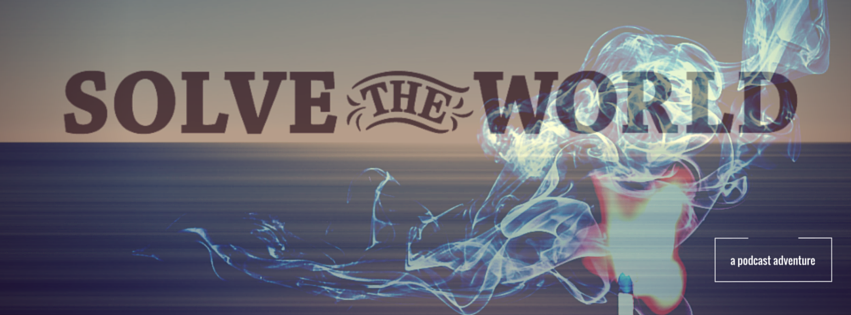 solve the world facebook cover art