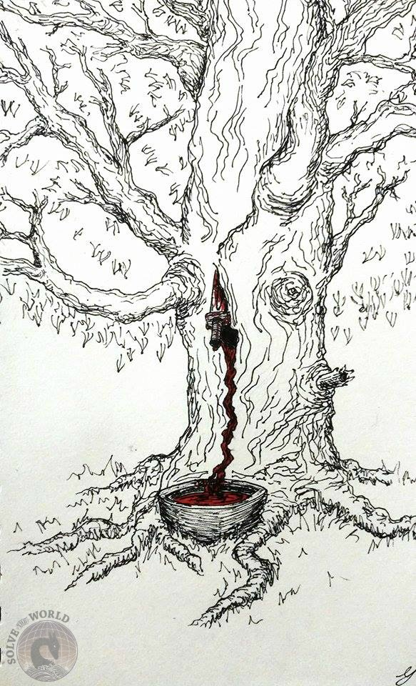 Tree and Dagger