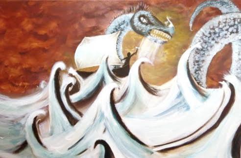 leviathan painting