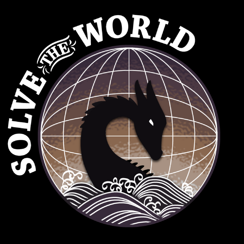 Solve the World logo