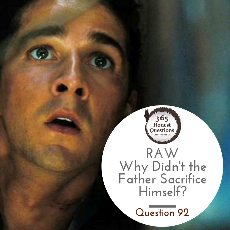 Why did Jesus have to die, and not God the Father? -