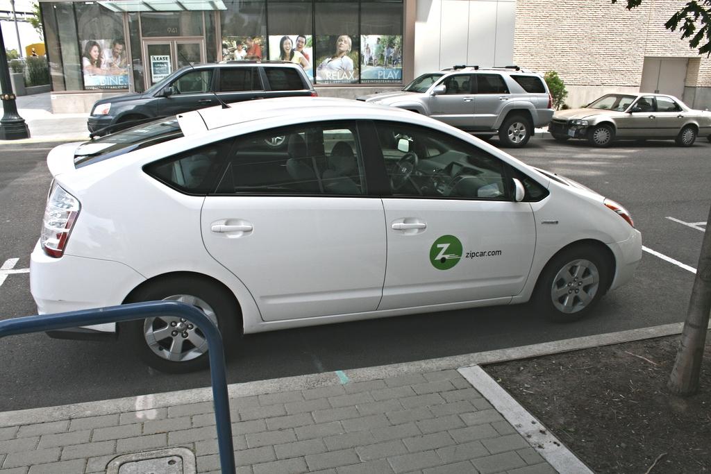 Car Sharing Lawyer