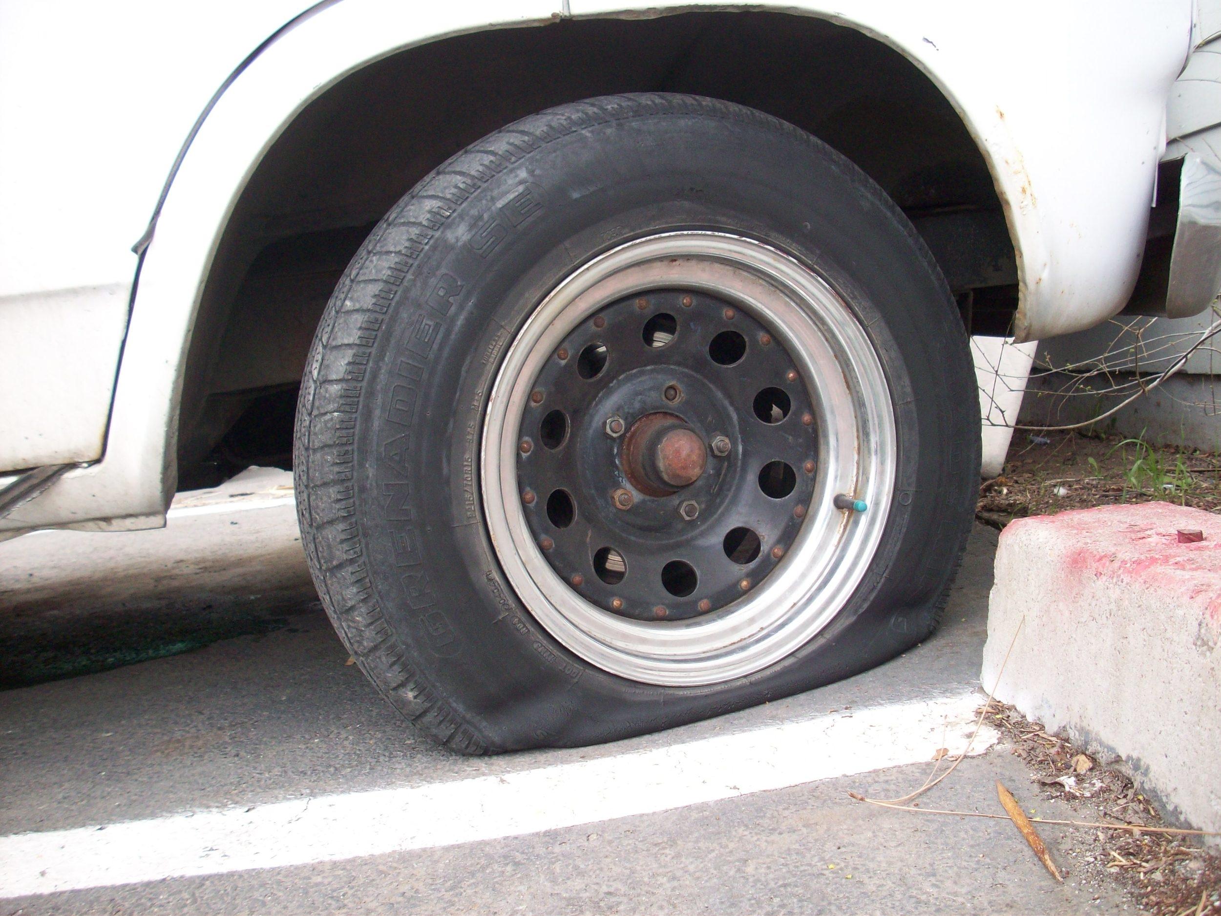 Flat Tire Attorney