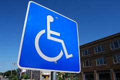 wheelchair car crash