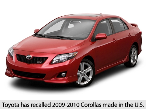 Toyota Recall Accident Lawyer