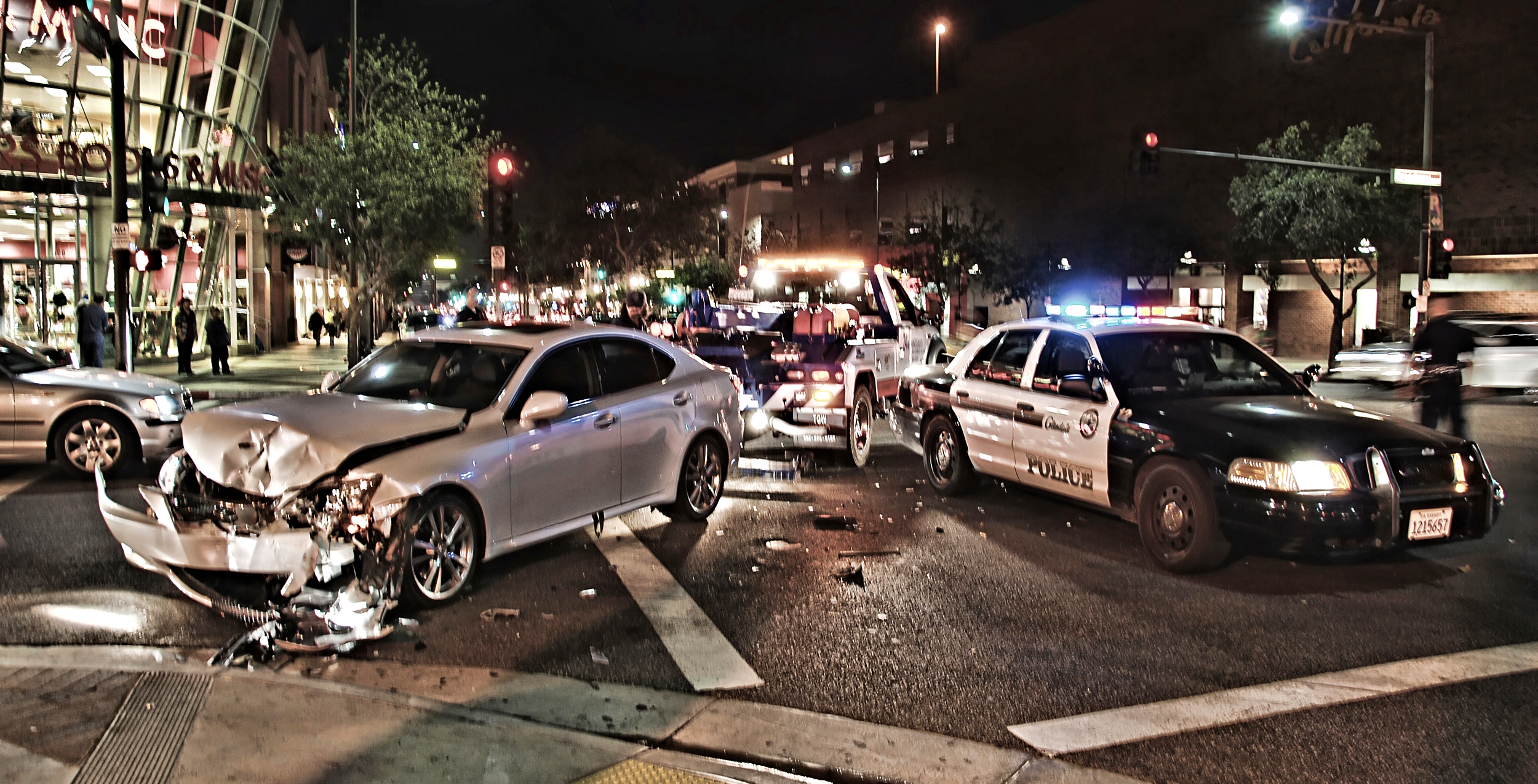Detroit Car Crash Lawyer