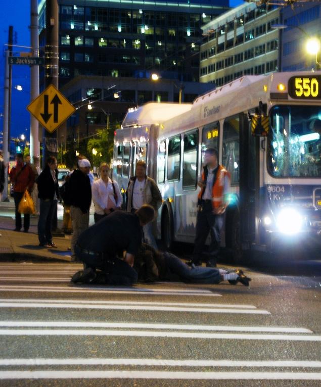 Car Crash Pedestrian Lawyer