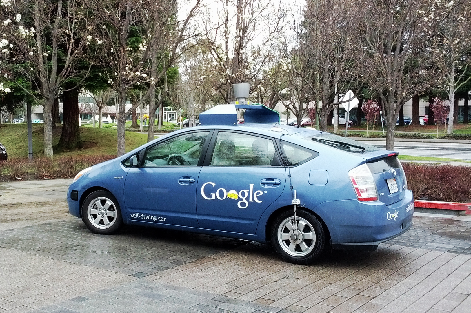 Self Driving Car Lawyer