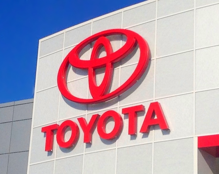 Toyota Autonomous Car