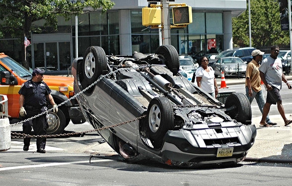 Car Crash Accident Lawyer
