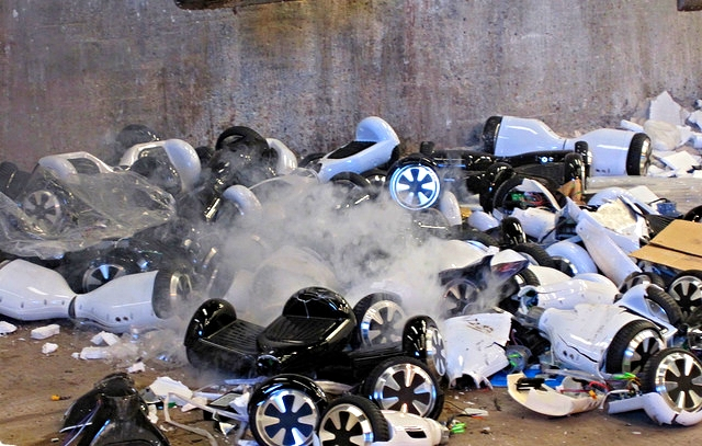 Hoverboard Recall Lawyer