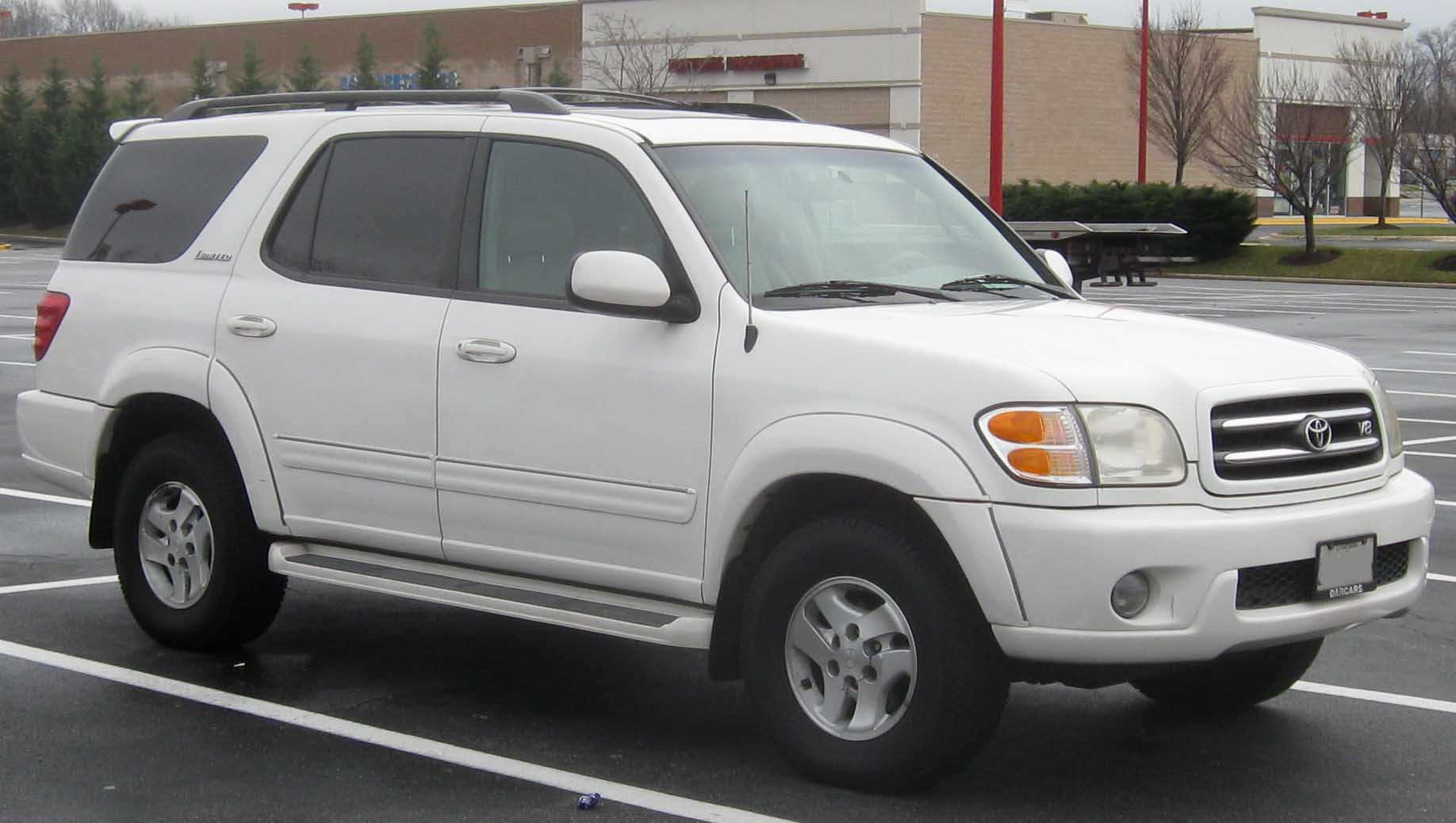 Toyota Sequoia Recall Accident Lawyer