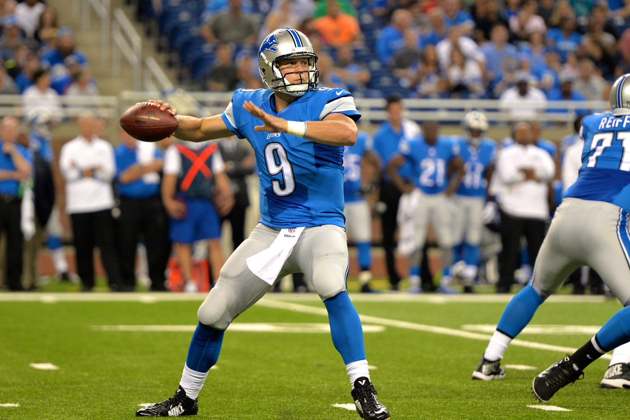 Detroit Lions Medical Injury Attorney