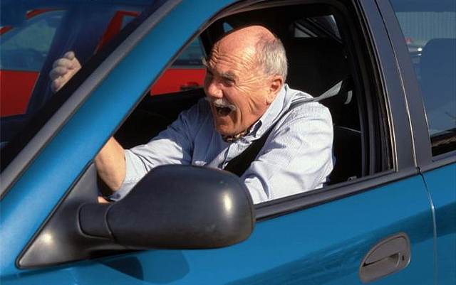 Michigan Road Rage Car Crash Lawyer