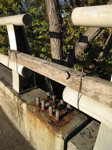 Crumbling Overpass
