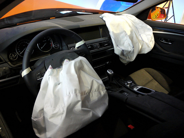 Faulty Air Bag Accident Lawyer