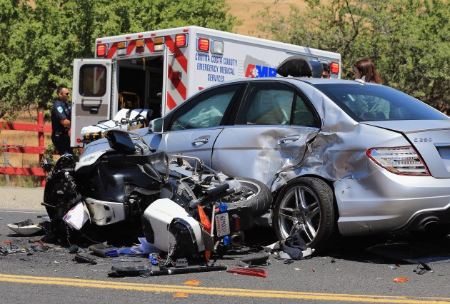 Motorcycle Car Crash Attorney