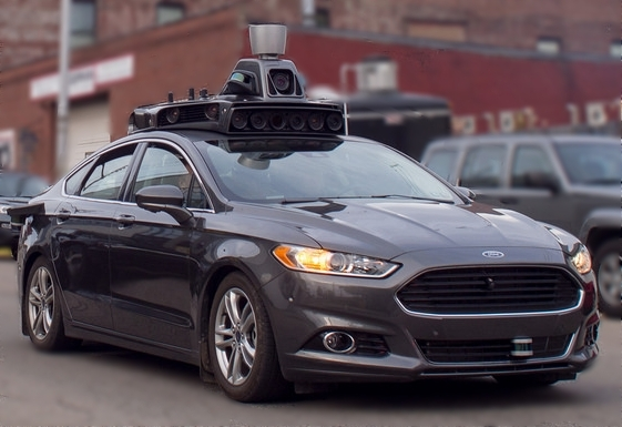 Michigan Autonomous Car Crash Lawyer
