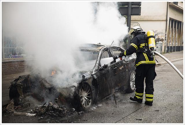 Michigan Fire Injury Attorney