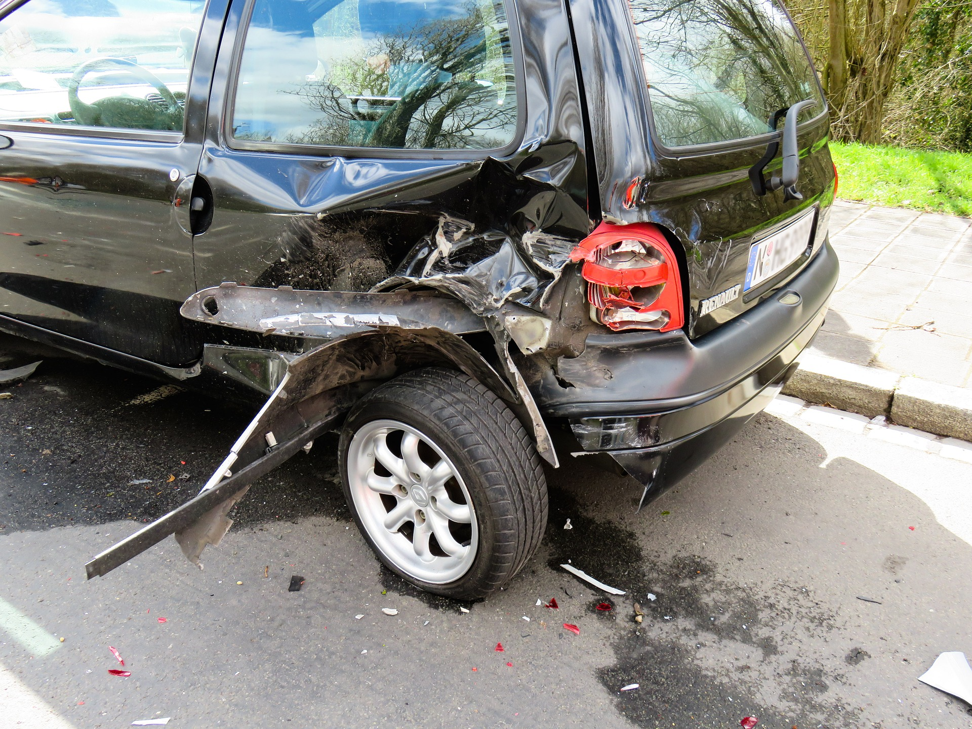 Roseville Car Crash Lawyer