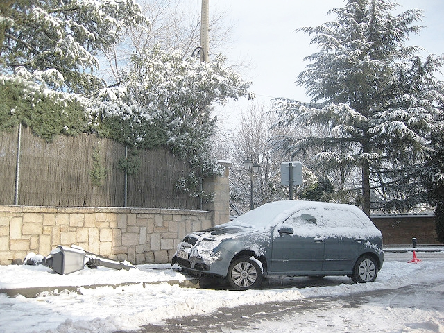 Michigan Snow Car Crash Lawyer
