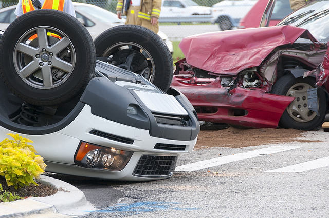 Rollover Car Accident Kills 2 Students