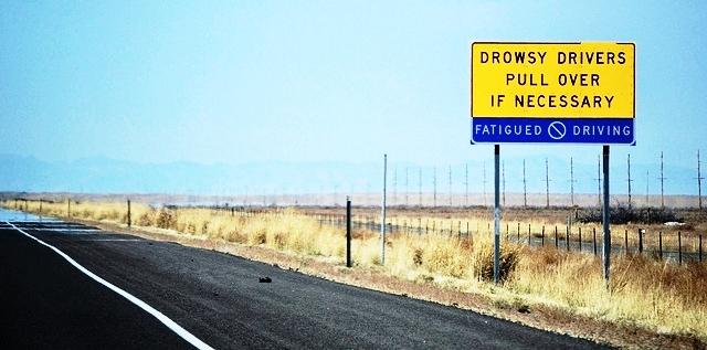 Drowsy Driving Car Crash Lawyer